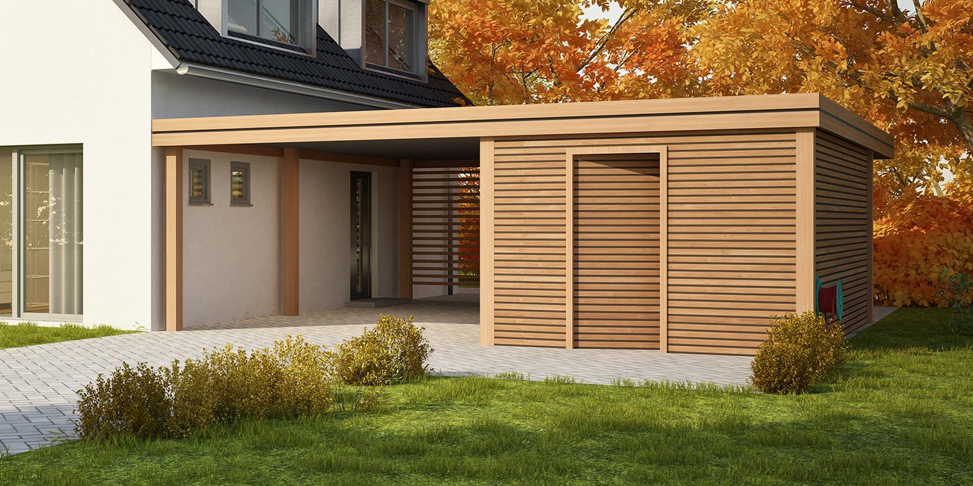 Garage Exterieur Design