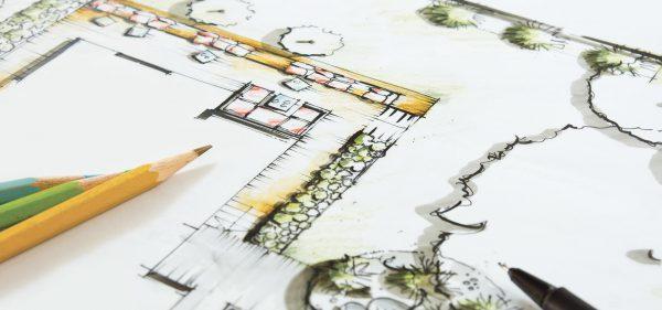 Etude et conception de jardin