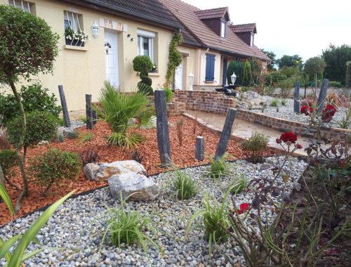 Paysagiste à Saint Aubin des Coudrais, Sarthe (72)