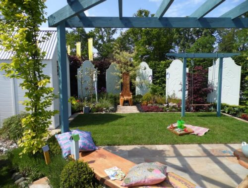 Paysagiste Jardin de caractère à Clermont-Ferrand