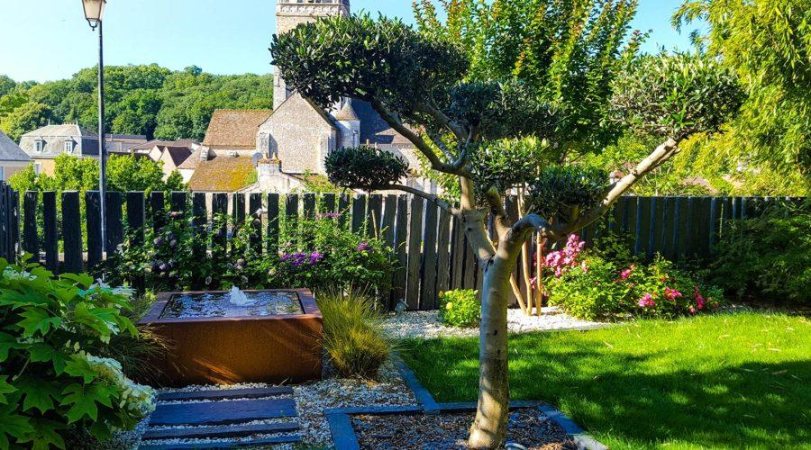 Loosfeld Paysage près de Poitiers