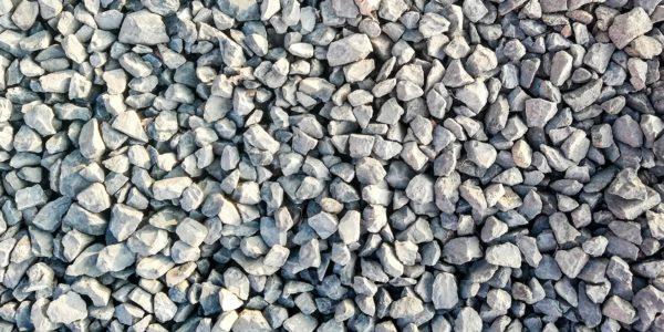 graviers et agregats de pierres naturelles