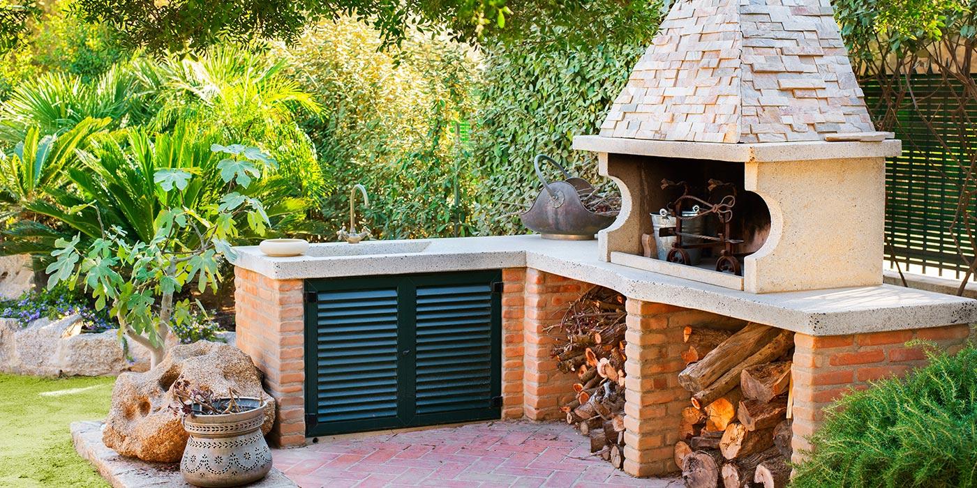 Découvrir, choisir et aménager sa cuisine d'été et d'extérieure