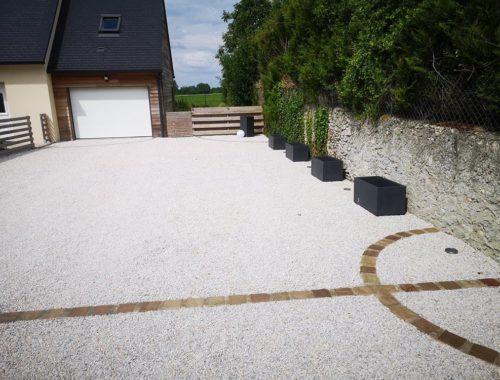 GGP Aménagement Extérieurs,Paysagiste près de Caen