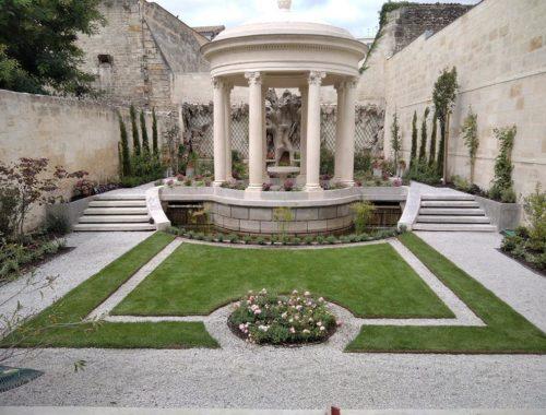 Createck Paysage près de Bordeaux, Gironde