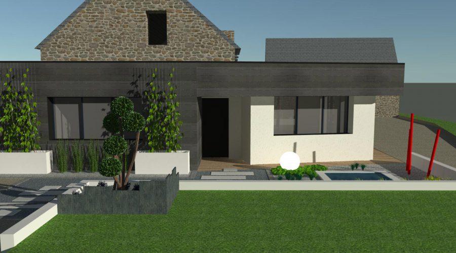 Jardi Concept à Matignon