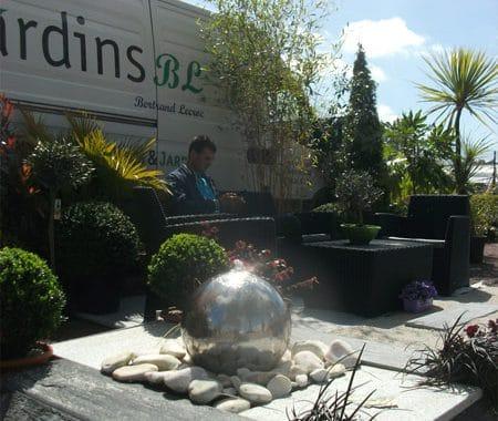 Jardins BL au Rheu