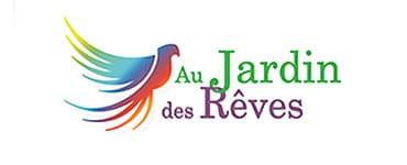 Logo Au jardin des rêves